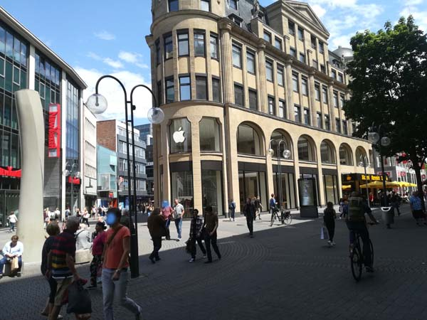 Shopping Cologne